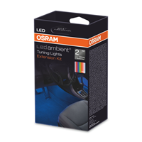 LEDambient tuning lights extension kit Osram LEDINT202