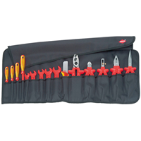 Trousse 15 outils isolés KNIPEX 989913