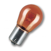 ULTRA LIFE PY21W 12V 21W BAU15s OSRAM 7507ULT - orange