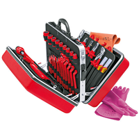 Trousse universelle 48 outils isolés KNIPEX 989914