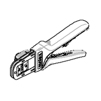"HAND CRIMP TOOL FOR 2.50mm (.098"") Pitch Mini-Lock™ Wire-to-Board"