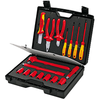 Coffret Compact 17 outils isolés KNIPEX 989911