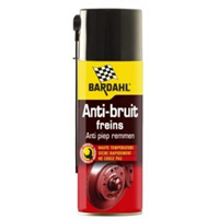 Bombe anti-bruit freins 400ml Bardahl 4388