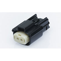 3.50mm Pitch MX150™ Sealed Male Connector, Dual Row, 4 Circuits, Polarization A