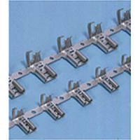 TAB-ON TERMINAL 250/187 TAB-ON FLAG TYPE - Terminals and splices / Chains terminals JST SFO-61T-250A